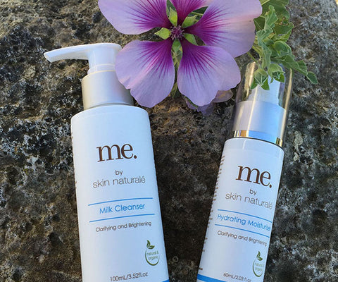 me by skin naturalé skincare range - Pamper by Nature
