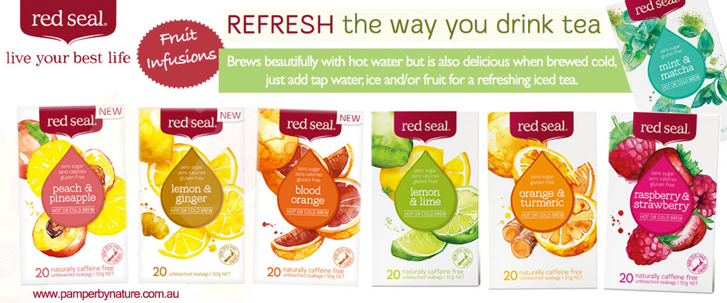 Red Seal Fruit Infusion Tea - Pamper by Nature