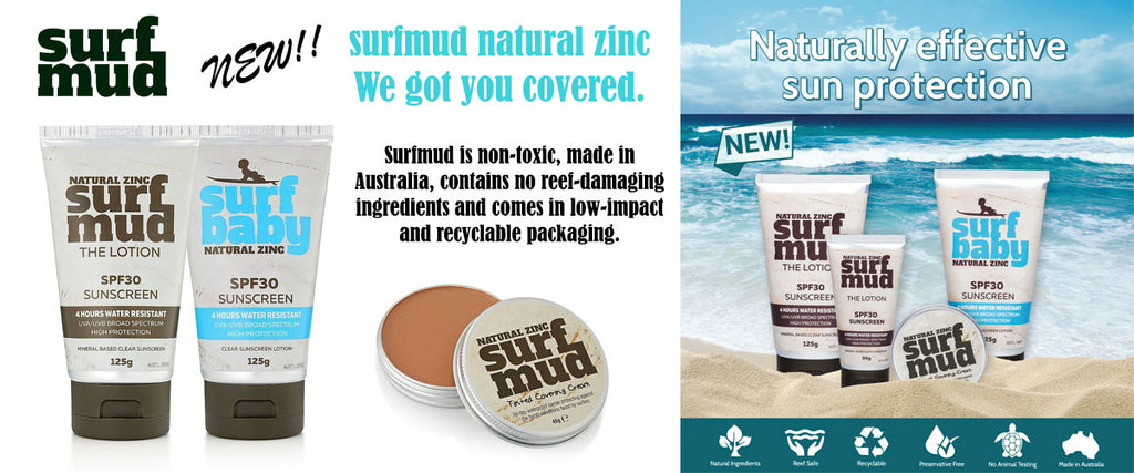 Surfmud Natural Sun Protection - Pamper by Nature