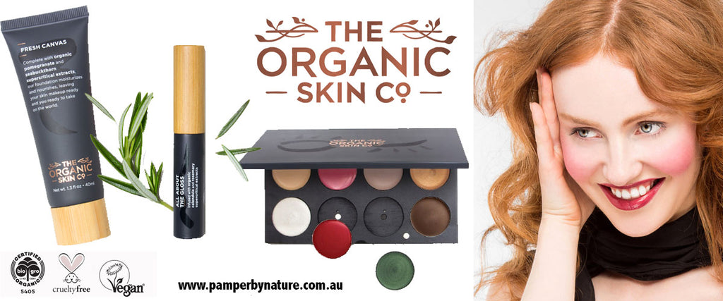 The Organic Skin Co - Pamper by Nature