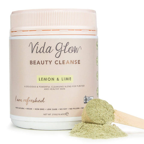 Vida Glow Beauty Powder - Beauty Cleanse