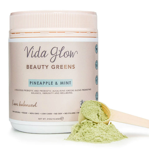 Vida Glow Beauty Powder - Beauty Greens