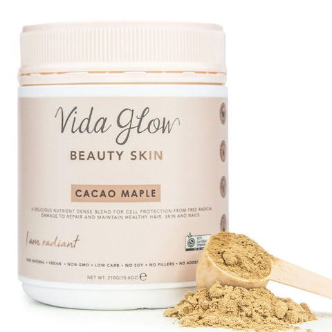 Vida Glow Beauty Powder - Beauty Skin