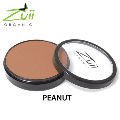 Zuii Certified Organic Flora Powder Foundation - Peanut
