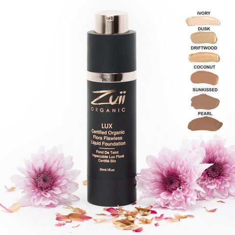 Zuii Certified Organic Lux Flawless Foundation