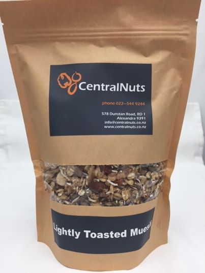 Lightly Toasted Muesli
