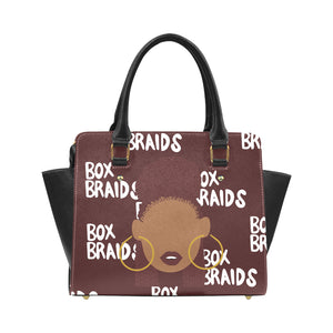 Box Braids Handbag