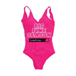 Big Fine Season Hot Pink