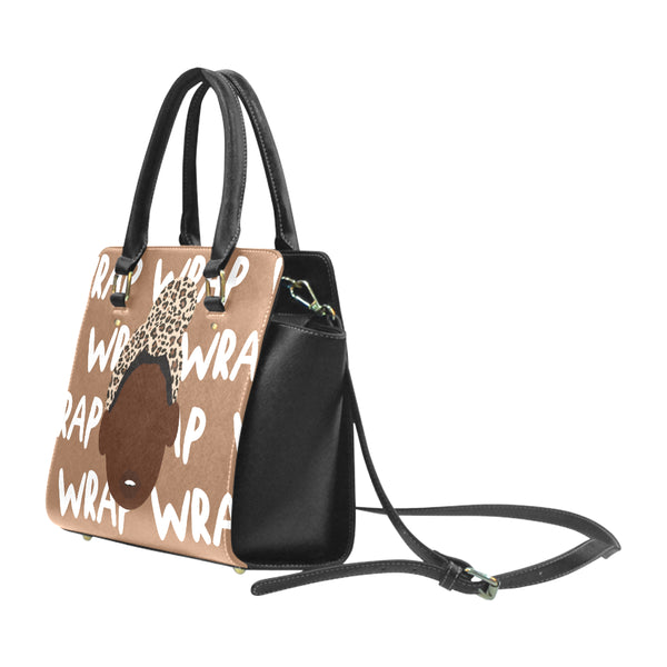 Wrap Cheetah Handbag