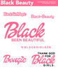 Black Beauty | Sticker Pack