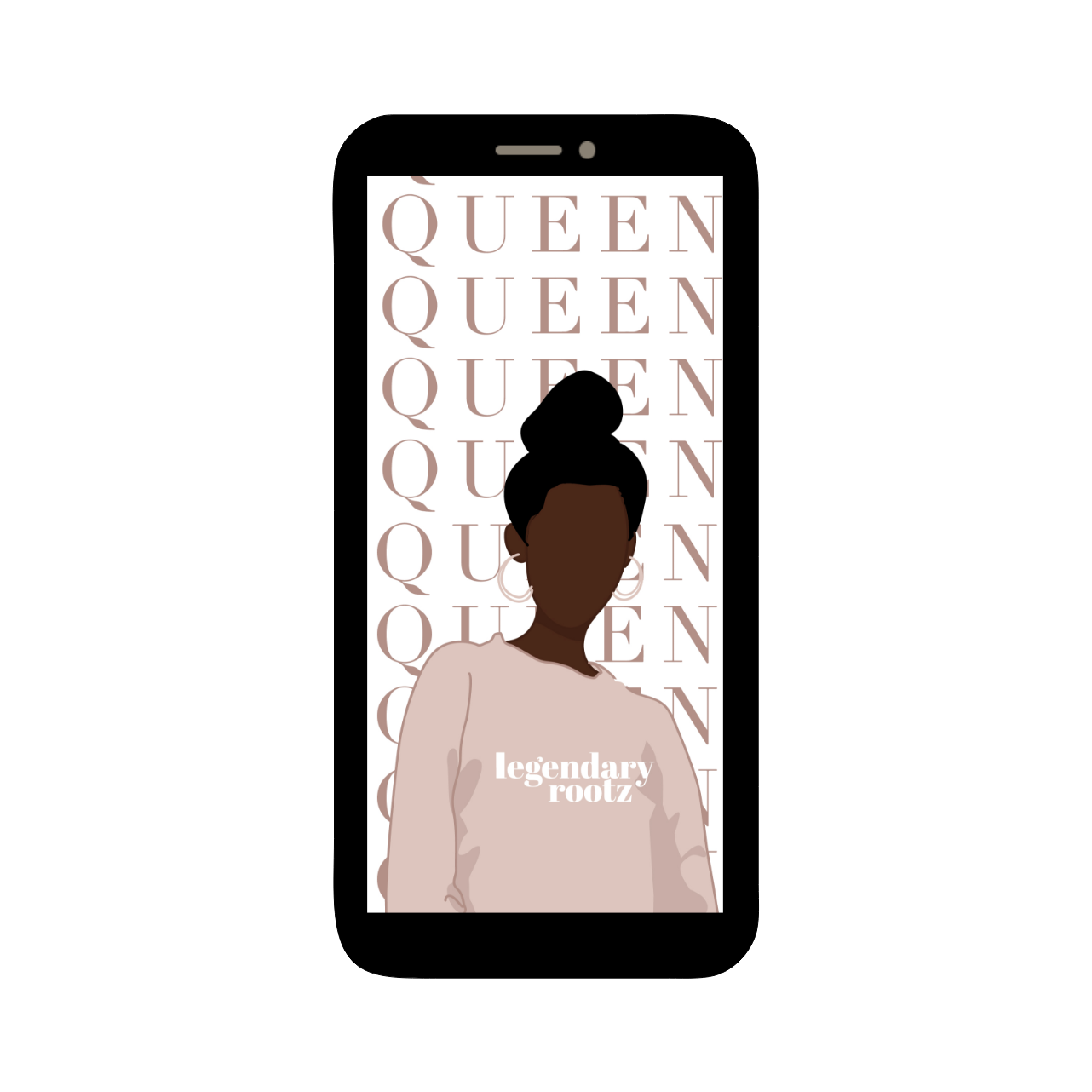 I Am A Queen | Wallpaper Pack