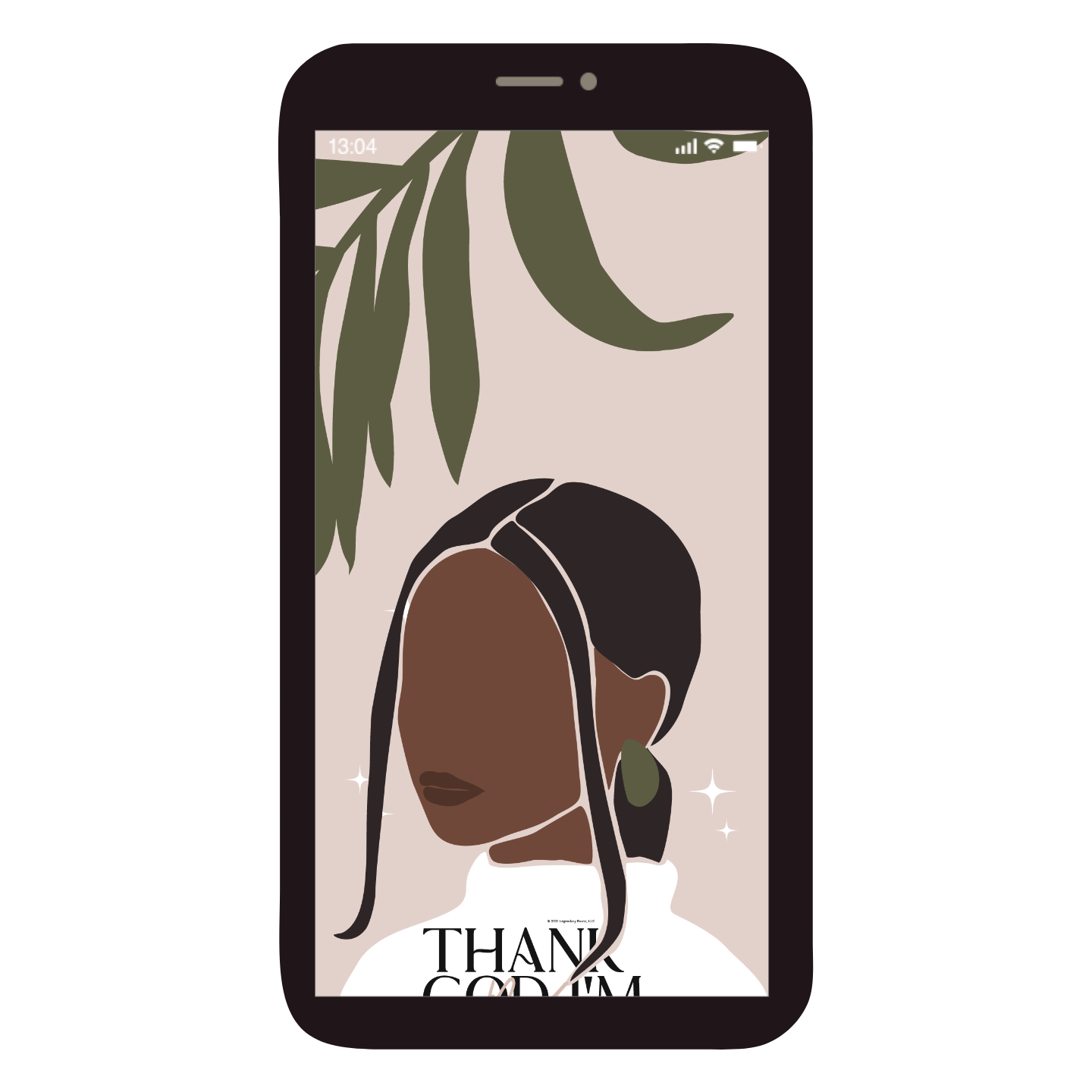 Thank God I'm A Black Woman | Wallpaper Pack - Legendary Rootz