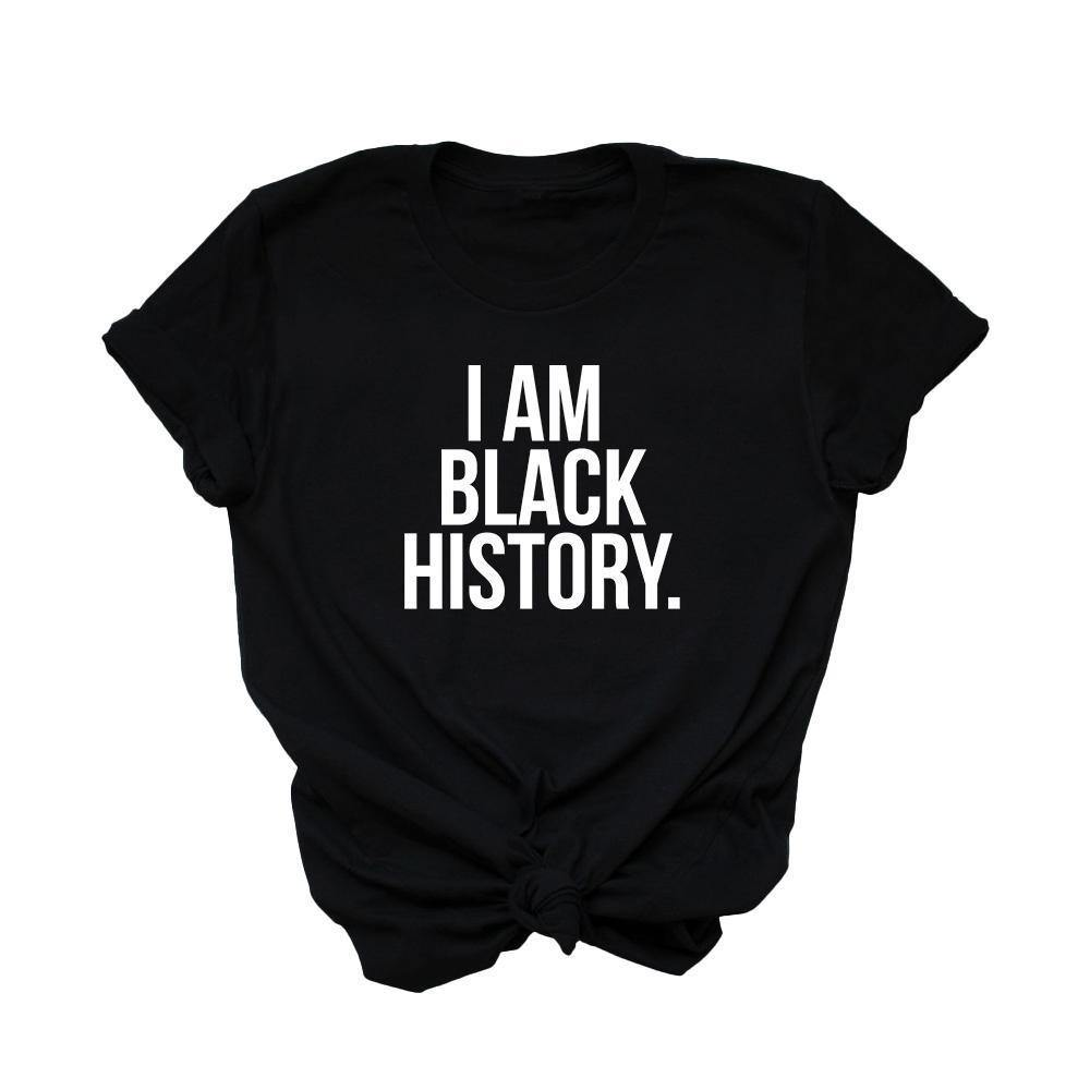 I Am Black History | Tee - Legendary Rootz