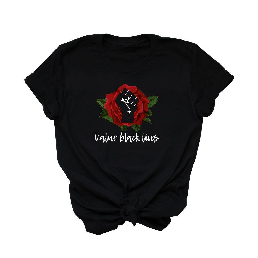 Value Black Lives | Tee