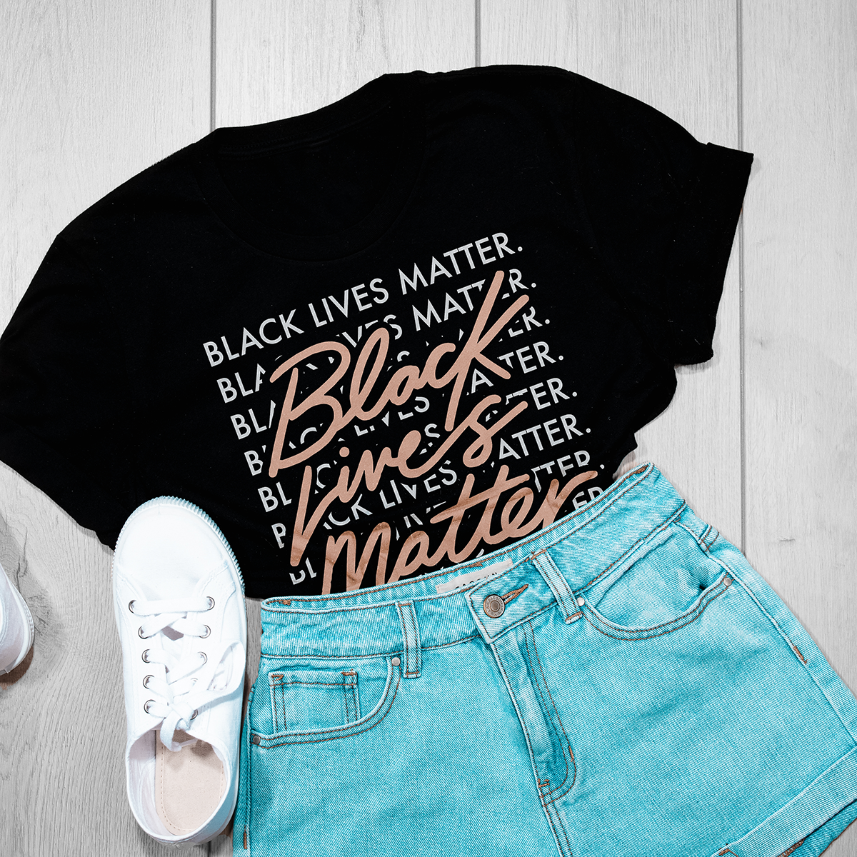 Black Lives Matter | Tee - Legendary Rootz