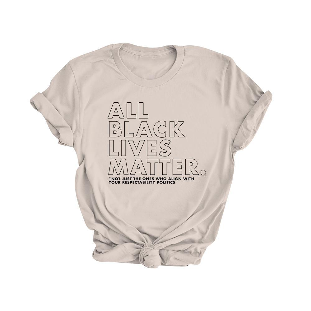 All Black Lives Matter | Tee