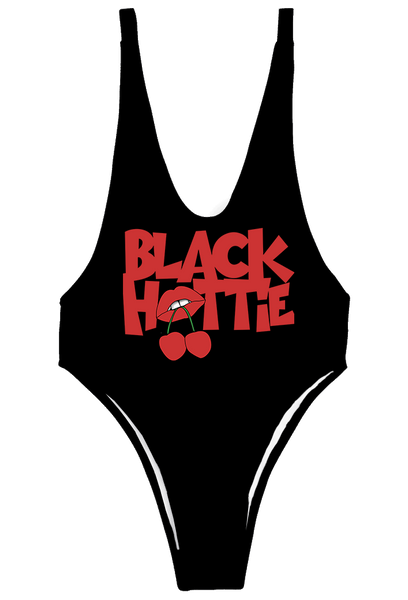 Black Hottie | Bodysuit