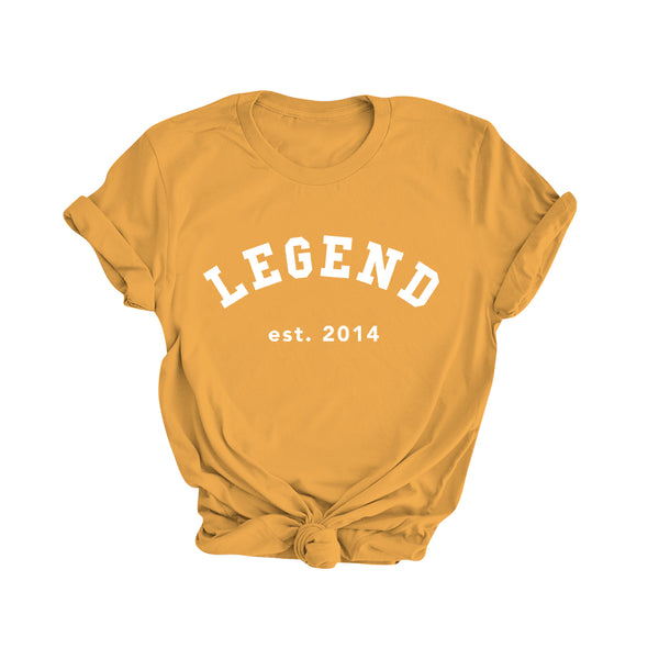 Legend | Graphic Tee