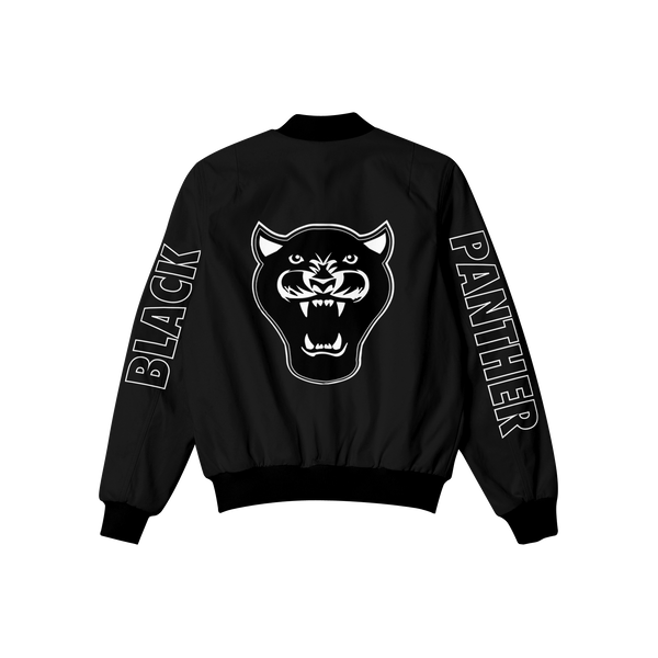 Black Panther Bomber Jacket
