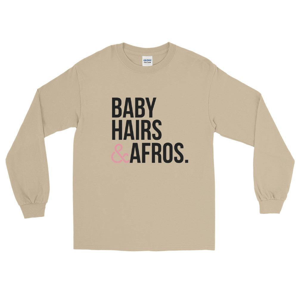 Baby Hairs & Afros | Long Sleeve