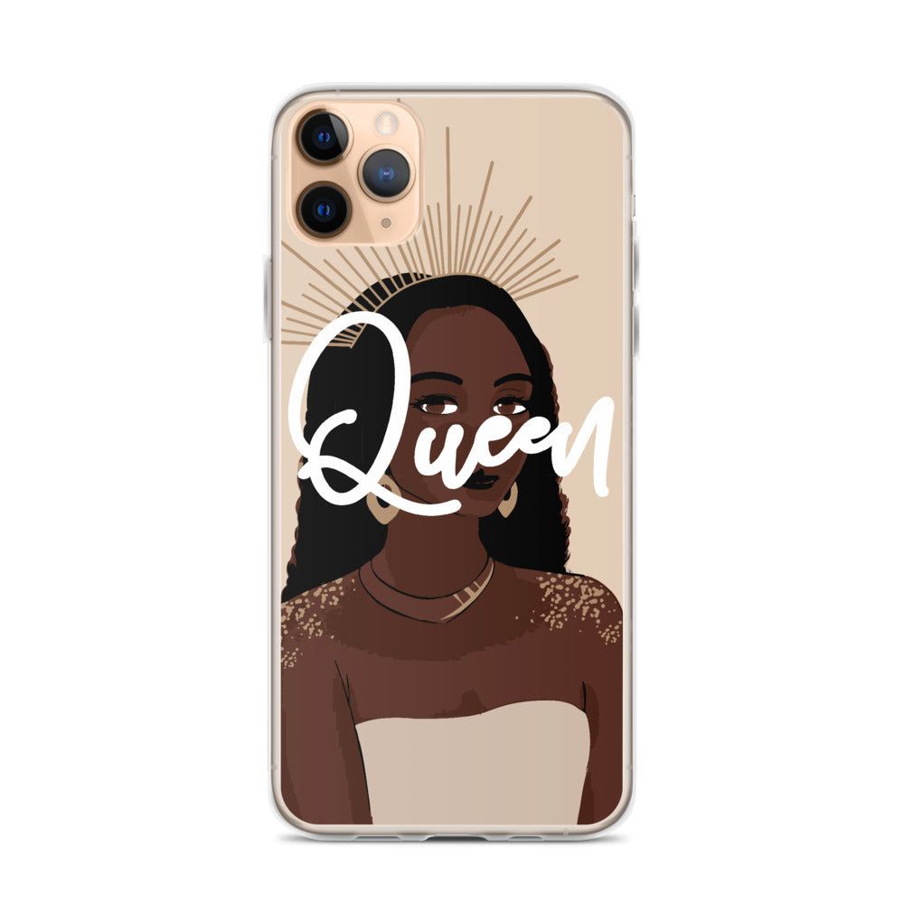Watch The Queen Conquer iPhone Case