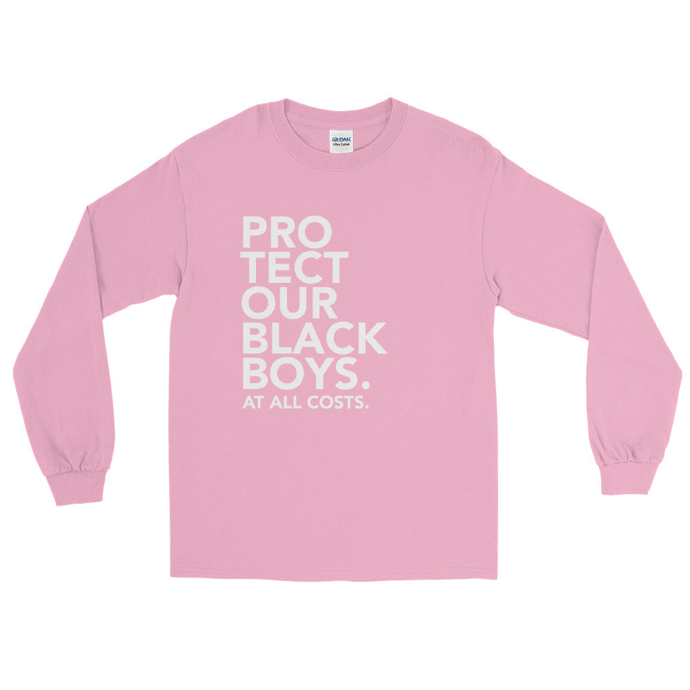 Protect Our Black Boys | Long Sleeve