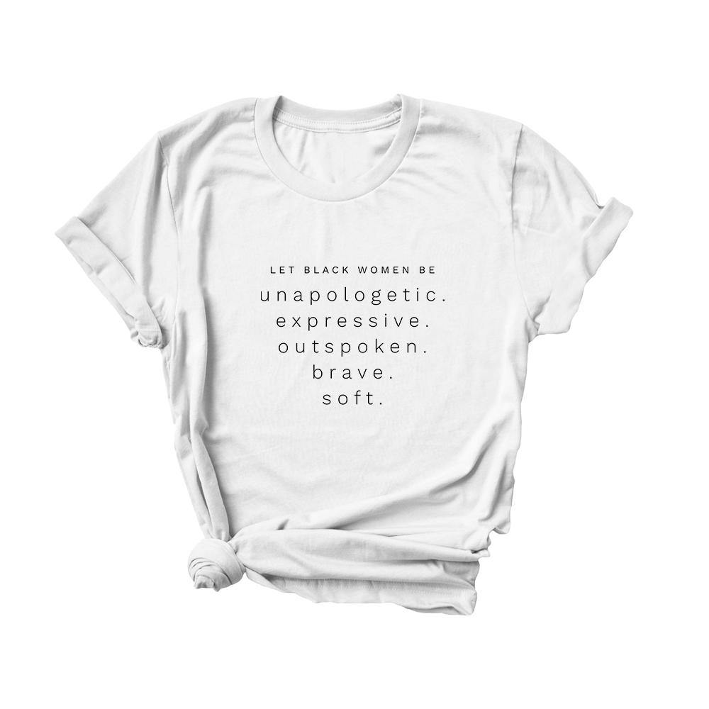 Let Black Women Be | Tee