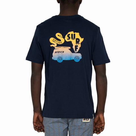 Mens Navy ASN Tee