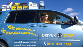 DriverCam online store and Aucakland-wide installers
