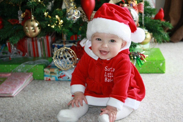 First Christmas Celebrations Ideas for Babies