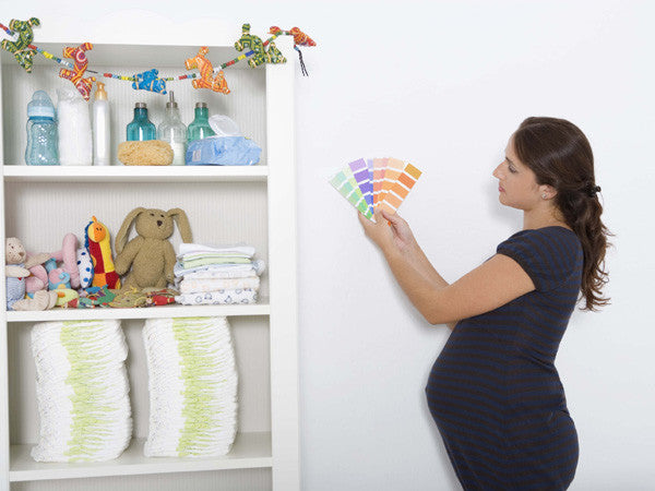 Suitable Colours for a Nursery Room