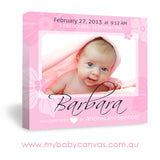 Custom Baby Canvas Adorable Eye Candy