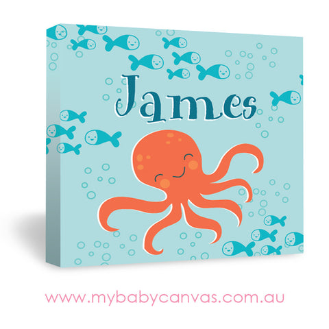 Custom Baby Canvas Splendour of the seas!