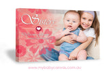 Custom Baby Canvas Sweet Sisters