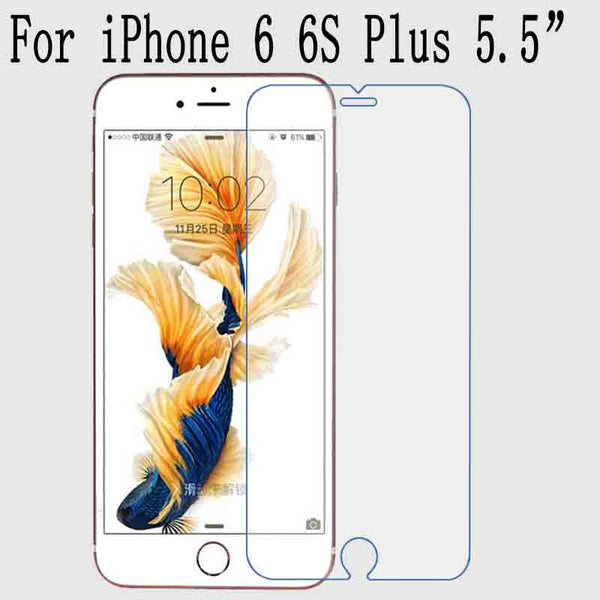 High quality Tempered Glass Screen Protector For iPhone 5 5S SE 6 6s 7 7Plus, Phone Accessories - Just Trendy