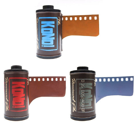 TRICOLORE – 35mm, EFFECT FILM - Mixed pack (3-pack)