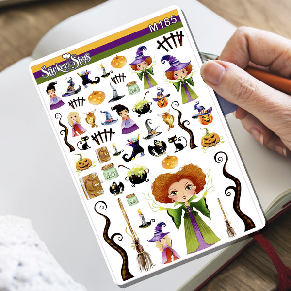 Witches Mini Sheet