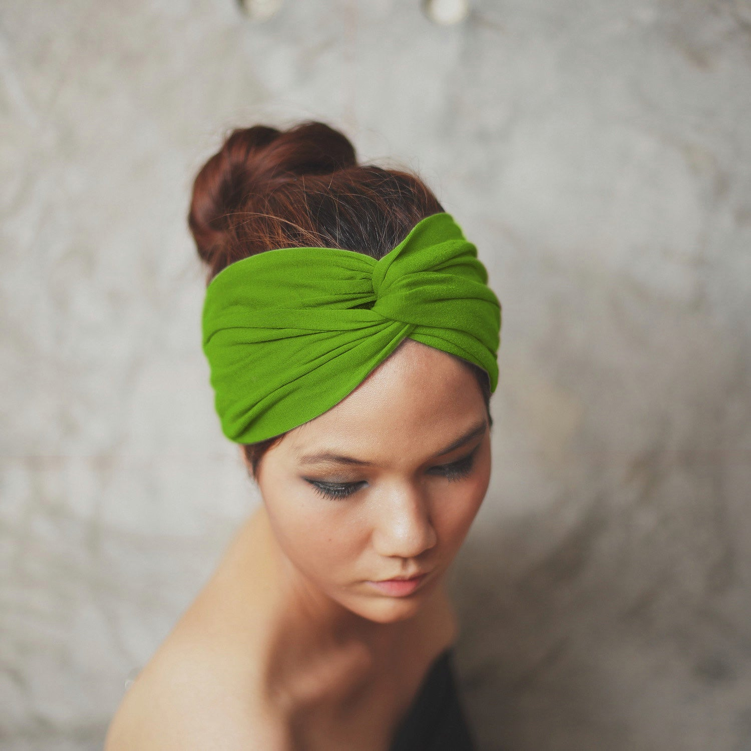 GREEN Turban Headband by Zizway 52dd5716f8c