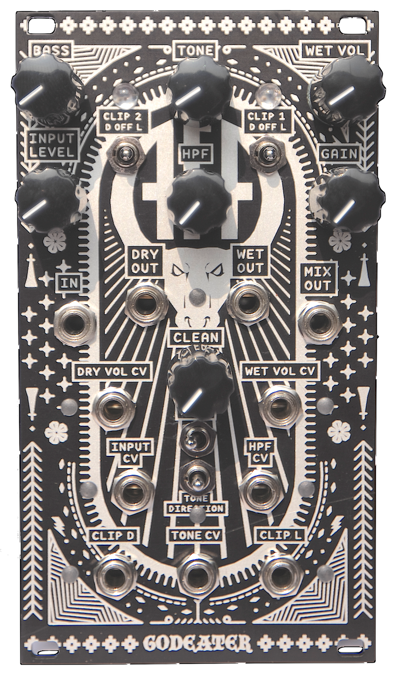 Godeater Eurorack Distortion Module