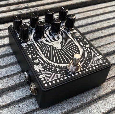 Godeater Distortion Pedal 2020 Edition