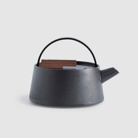 Tetu Cast Iron Kettle Nambu