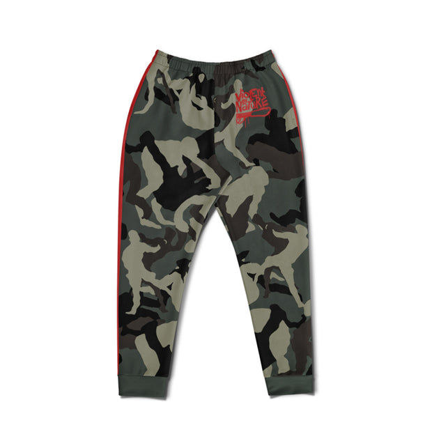 Violent By Nature CAMO Joggers