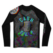Cash Only Rash Guard