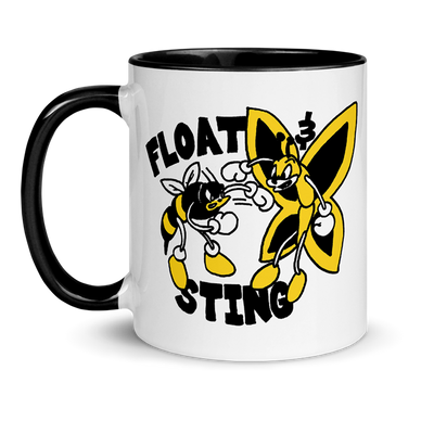 Float & Sting Mug