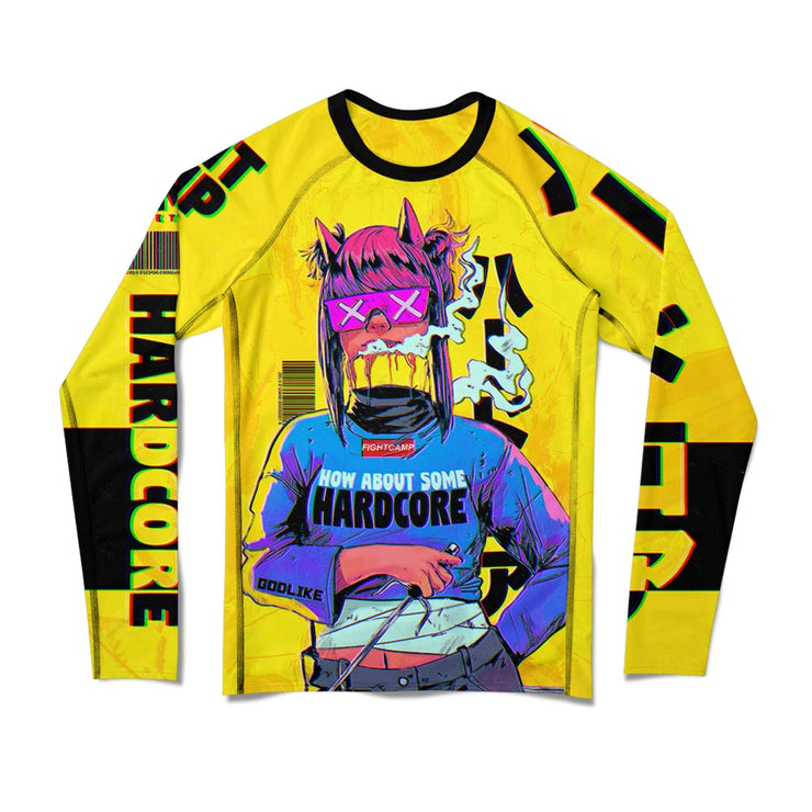 Hardcore Rash Guard