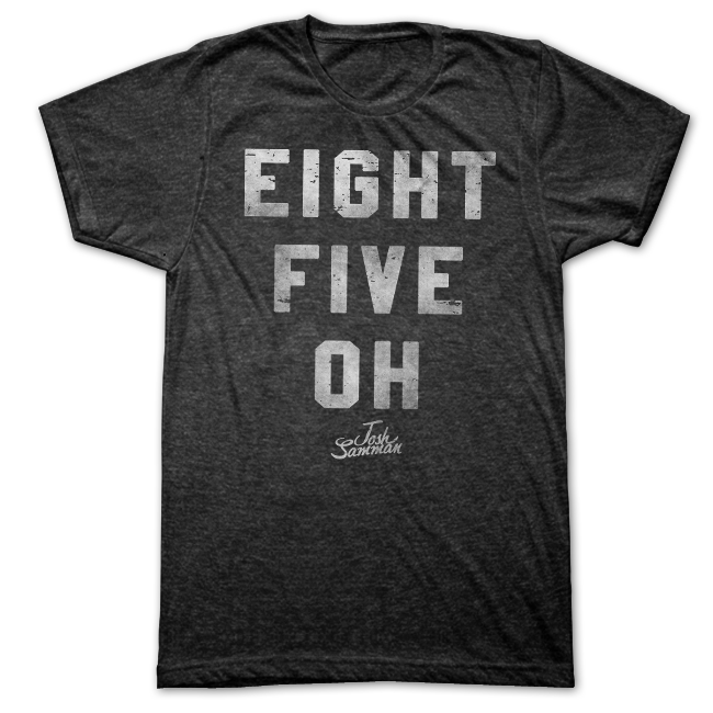 Eight Five Oh - Josh Samman