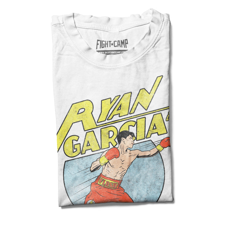Ryan Garcia - The Flash