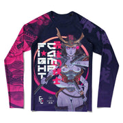 The Last Warrior Rash Guard