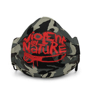 Violent By Nature Mask