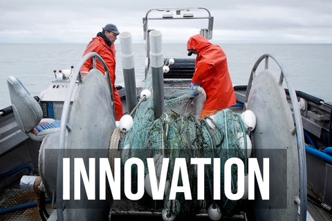 Webber Wild Seafood Innovation